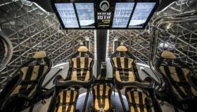 """Inside SpaceX Starship! Kontrollraum, Technik, Schlafen im All – Die """"Mars Rakete"""""""